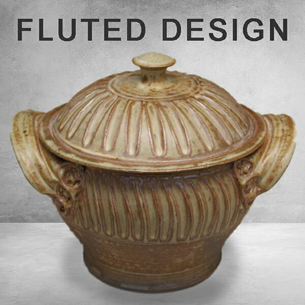 To see all Fluted Design, Click Here