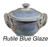 Rutile Blue