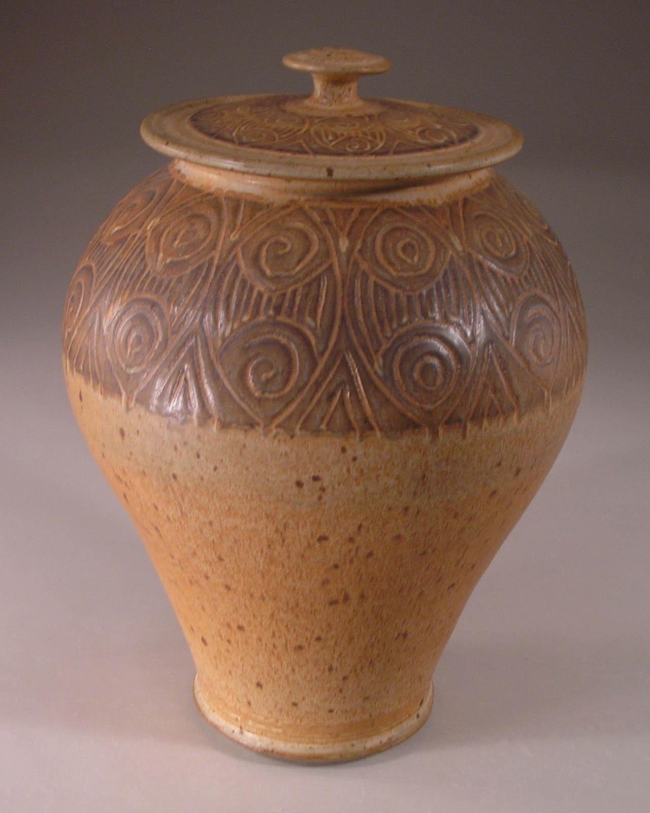 Slip Design Large Jar