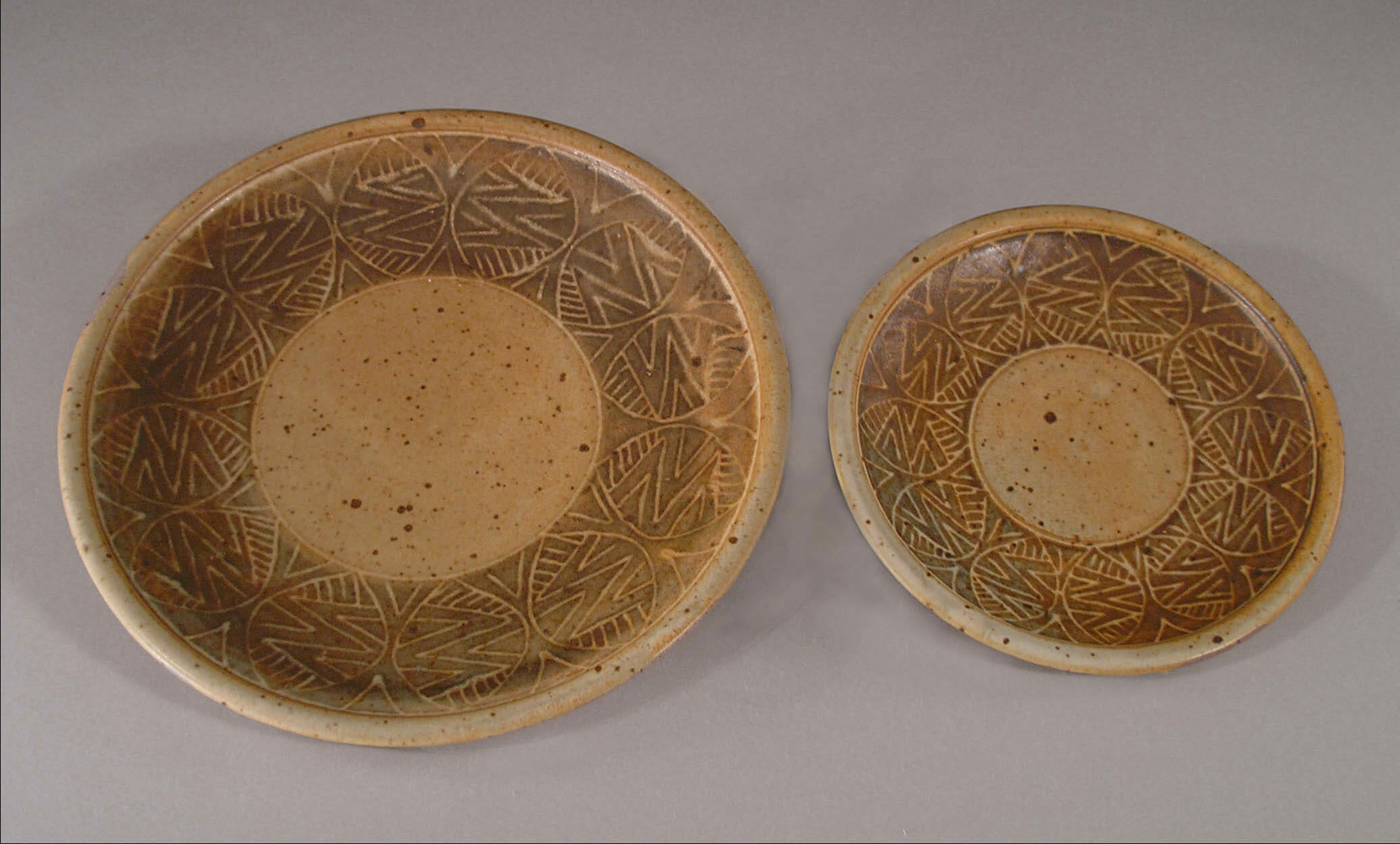 Plate, Regular & Small in Design 2
