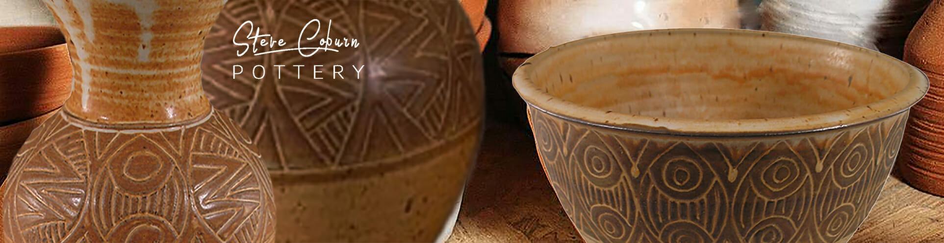 Slip Design Pottery