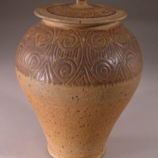 Slip Design Jar, Large