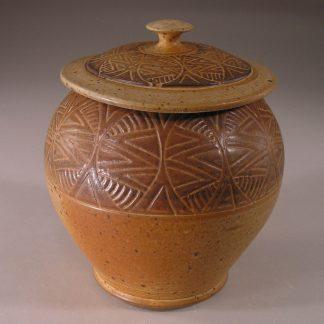 Slip Design Jar, Medium